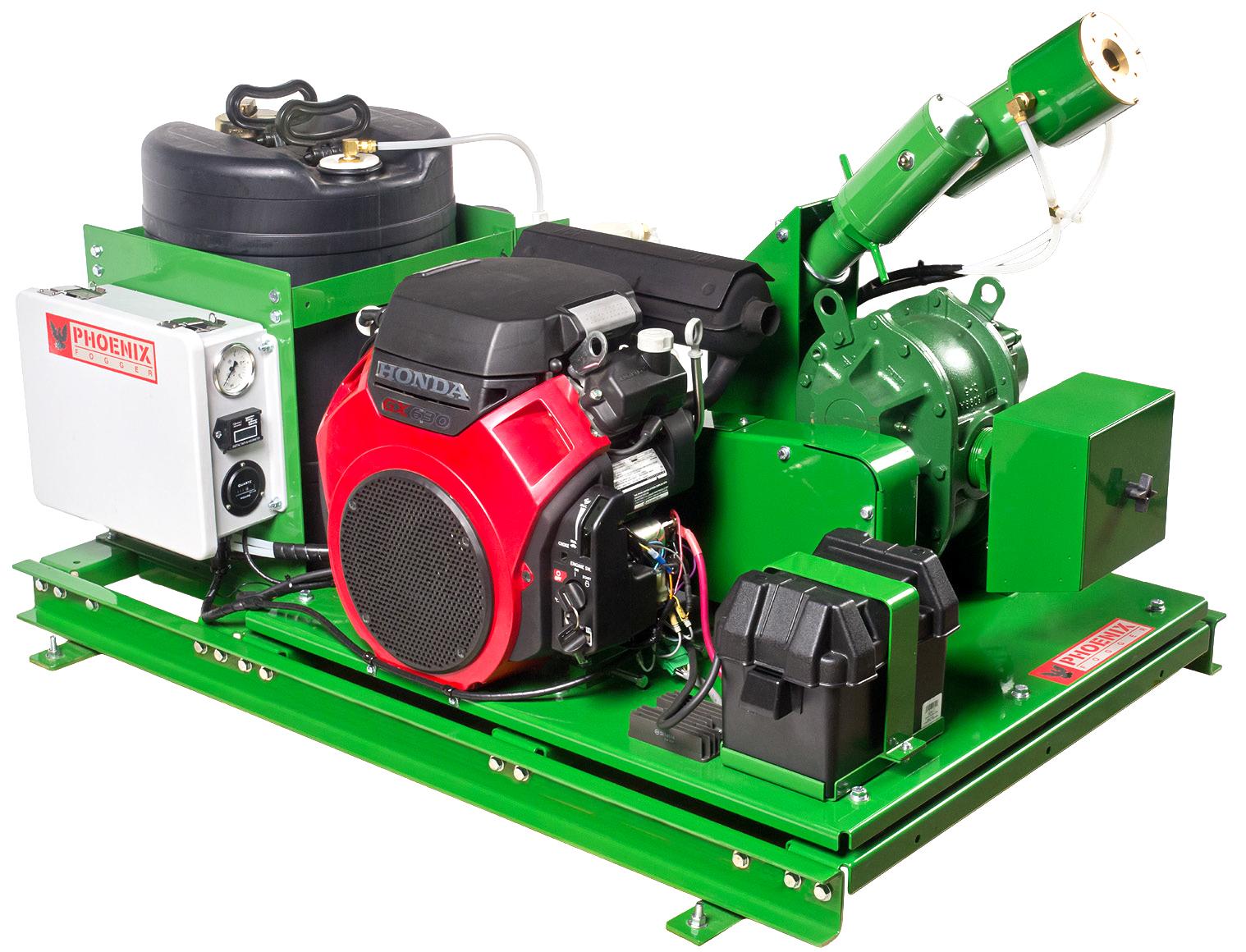 美国菲尼克斯车载式大功率超微粒喷雾机 1800HD