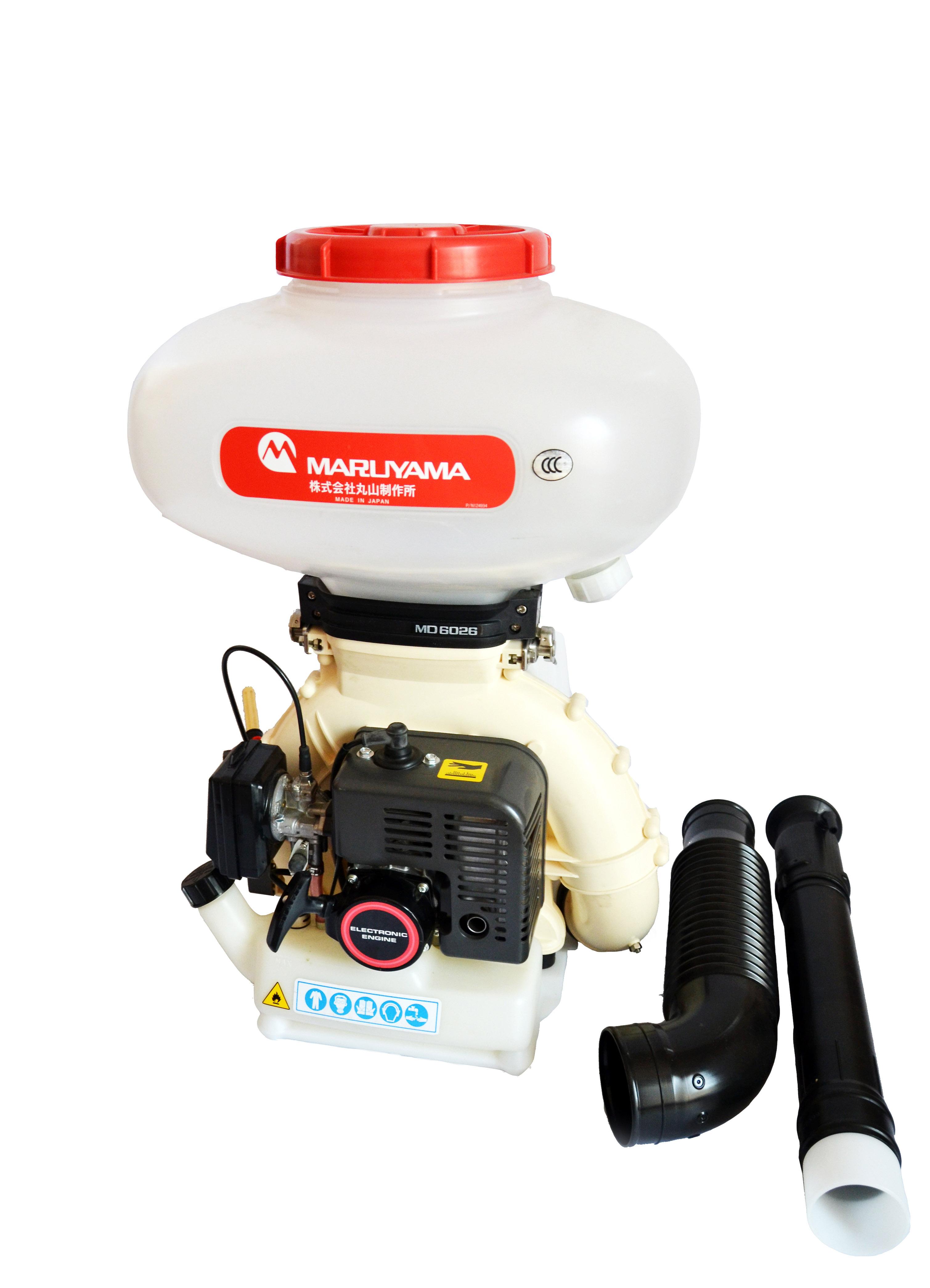 背负式机动喷雾喷粉机 MD8026